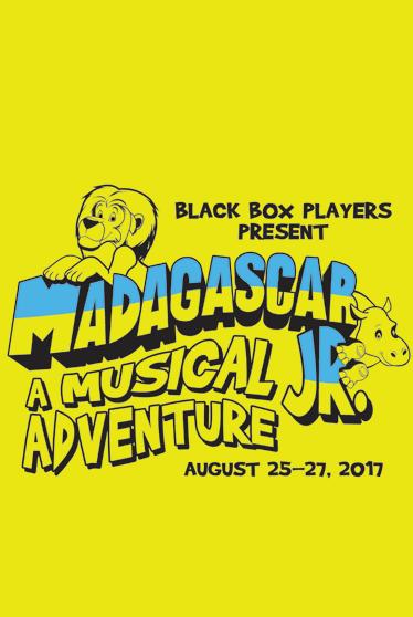 Madagascar A Musical Adventure Jr  - Black Box Players